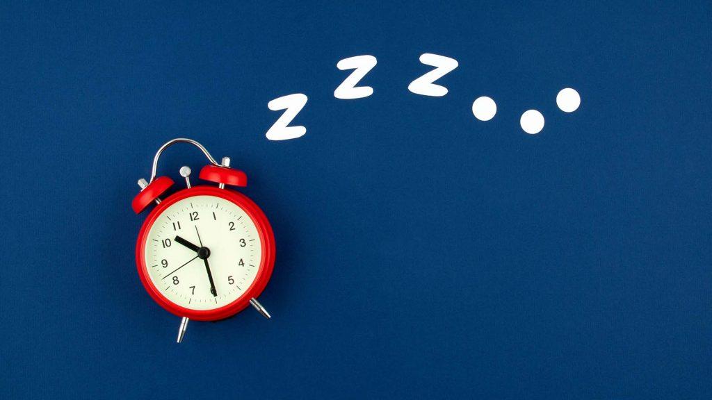 ¿Por qué me cuesta dormir?